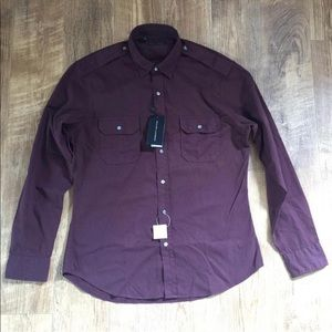 Ralph Lauren polo button shirt